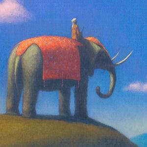 Abul Abbas: Elefante imperiale