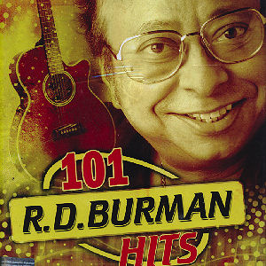 101 R.D. Burman Hits-DVD