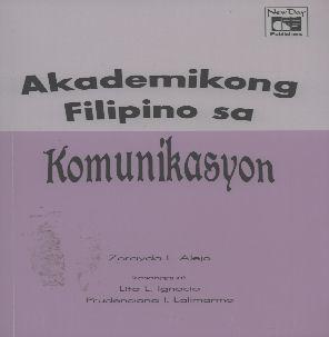 Akademikong Filipino sa Komunikasyon
