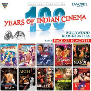 100 Years of Indian Cinema: Vol. 2