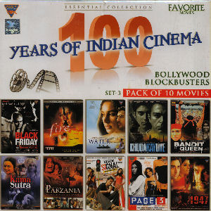 100 Years of Indian Cinema: Vol. 3