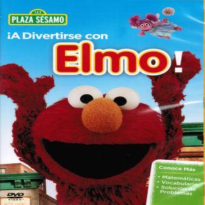 A divertirse con Elmo!