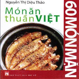 60 mon man: Mon an thuan Viet