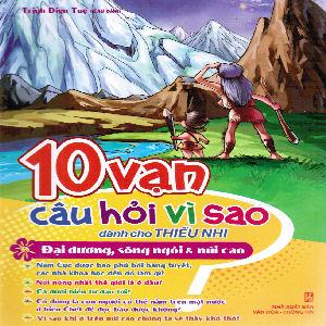 10 Van cau hoi vi sao: Dai Duong, song ngoi