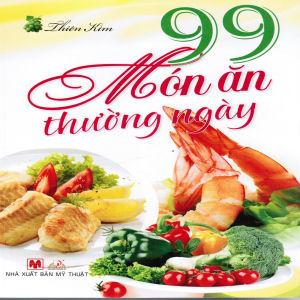 99 Mon an thuong ngay