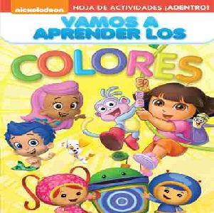 Vamos a aprender los colores