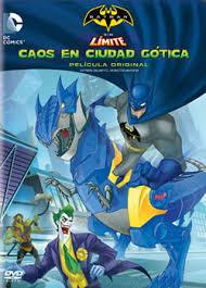 Batman sin limite: caos en ciudad gotica