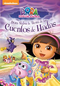 Dora la exploradora: Dora salva la tierra de los...