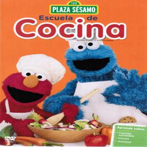 Plaza Sesamo: escuela de cocina