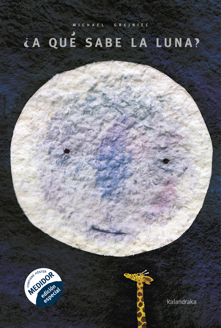 A que sabe la luna?
