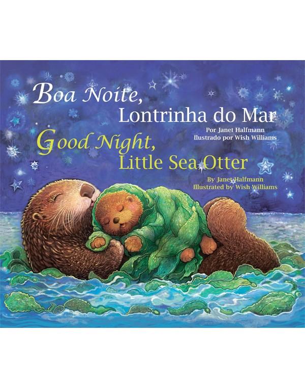 Good night, litte sea otter