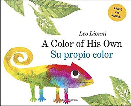 A color of his own/Su propio color