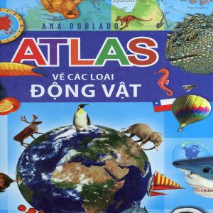 Atlas ve Cac Loai Dong Vat