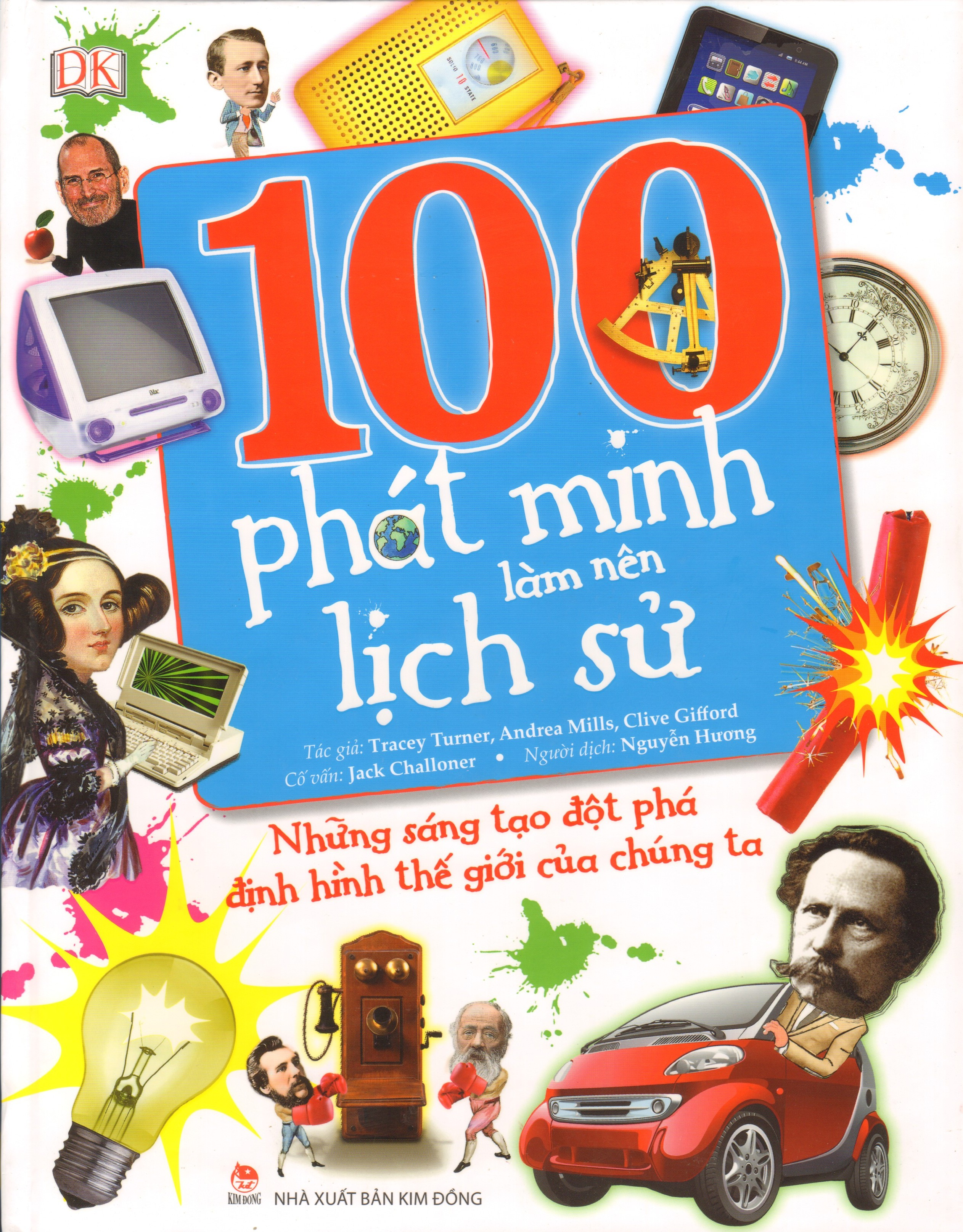 100 Phat minh lam nen lich su