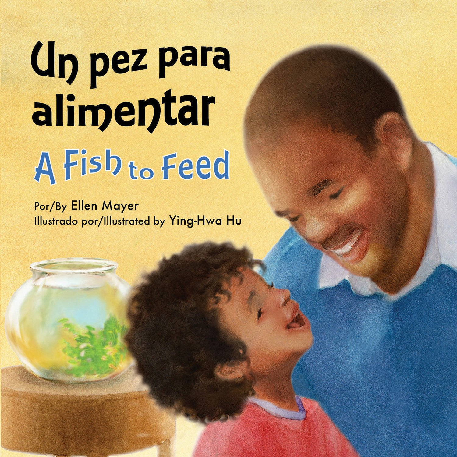 A fish to feed/Un pez para alimentar