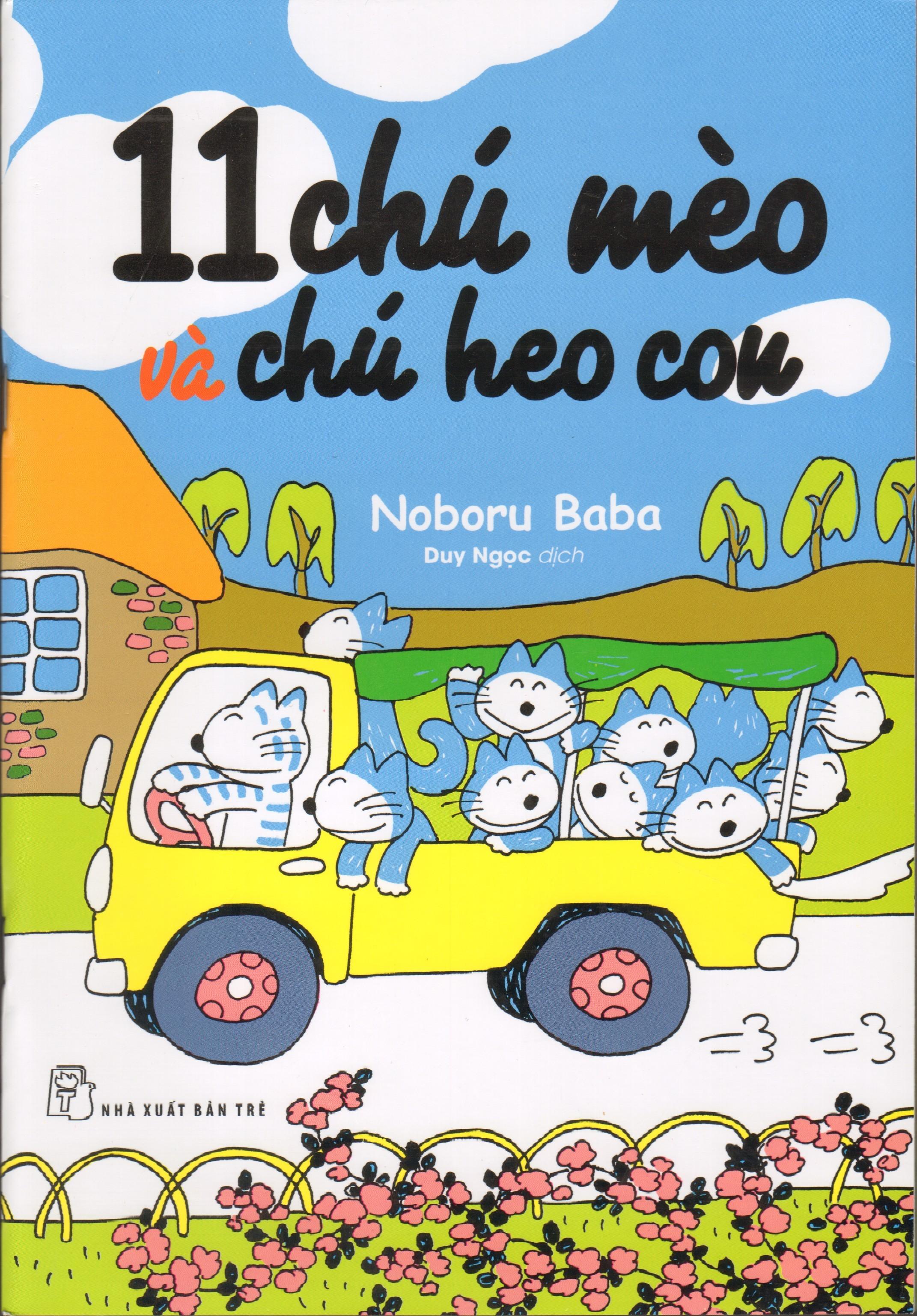11 Chu Meo va Chu Heo Con