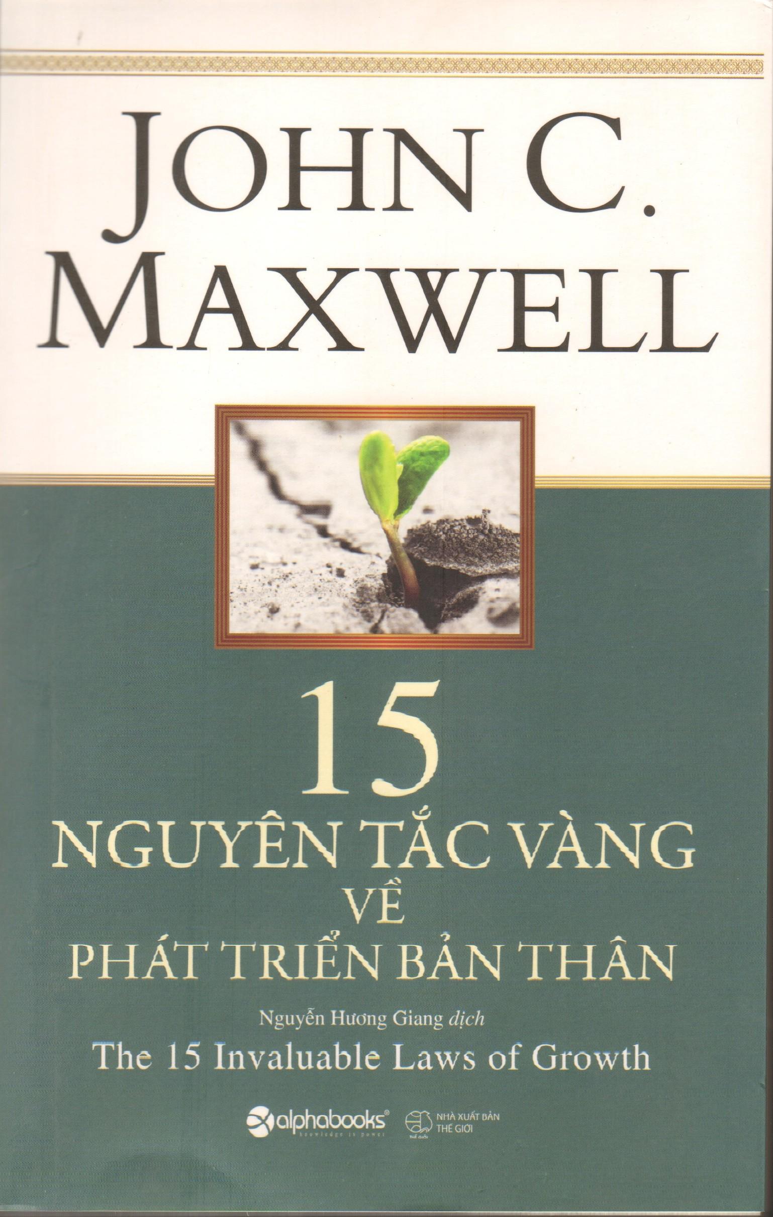15 Nguyen Tac Vang ve Phat Trien Ban Than