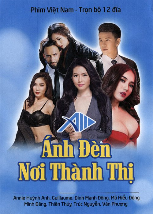 Anh Den Noi Thanh Thi (12 DVDs)
