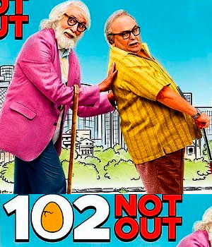 102 Not Out (102 नॉट आउट)