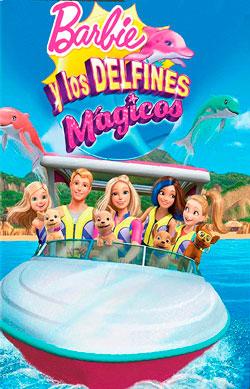 Barbie y los delfines magicos