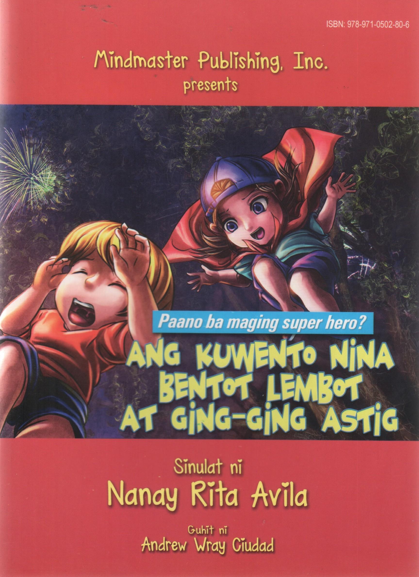 Ang Kuwento Nina Bentot Lembot at GingGing Astig