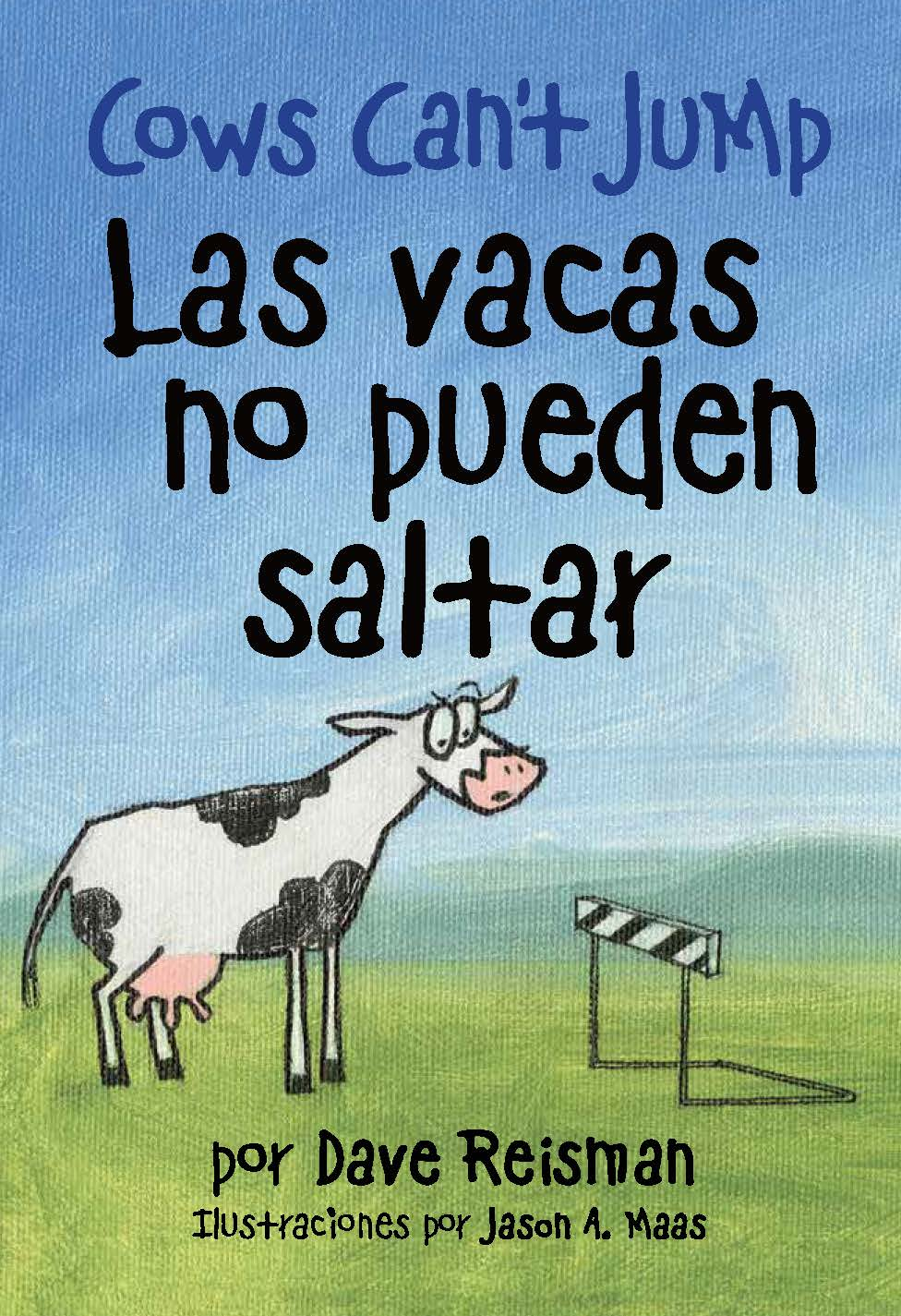 Cows can't jump (Spanish and English)
