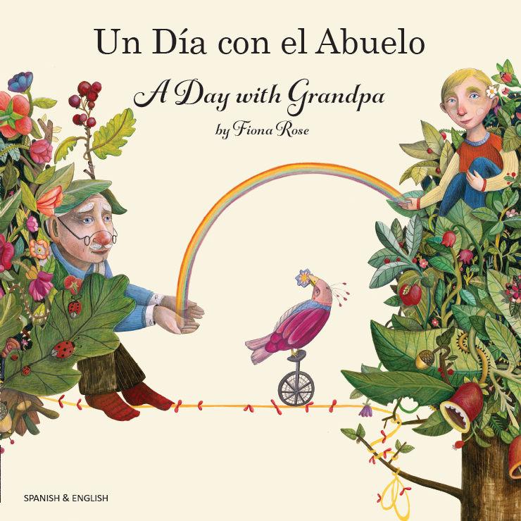 A day with grandpa/Un dia con el abuelo