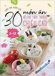 30 Mon an Ho Tro tang truong chieu cao