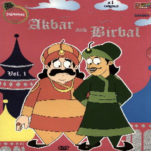 Akbar and Birbal vol 1