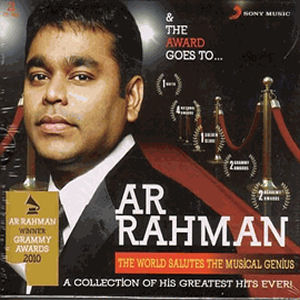 And the Award Goes to A.R.Rahman