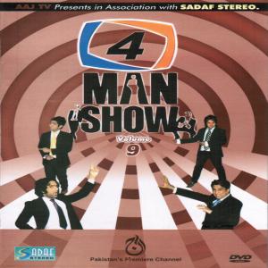 4 Man Show, vol. 9