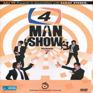 4 Man Show, vol. 7