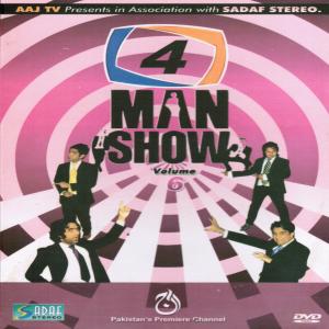 4 Man Show, vol. 6