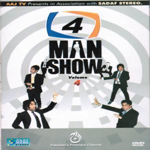 4 Man Show, vol. 4