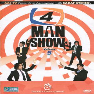 4 Man Show, vol. 5