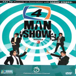 4 Man Show, vol. 3