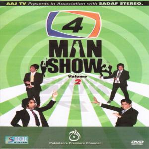 4 Man Show, vol. 2
