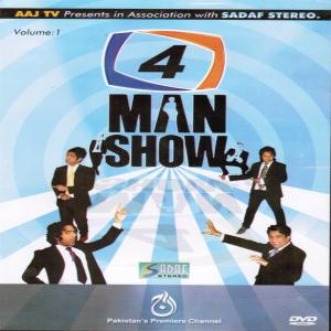 4 Man Show, vol. 1