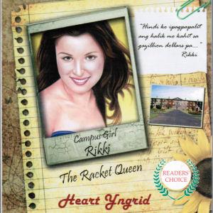 Campus Girl Rikki: The Racket Queen