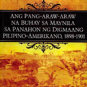 Ang pang-araw-araw na buhay sa Maynila...