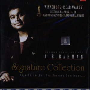 A.R. Rahman Signature Collection