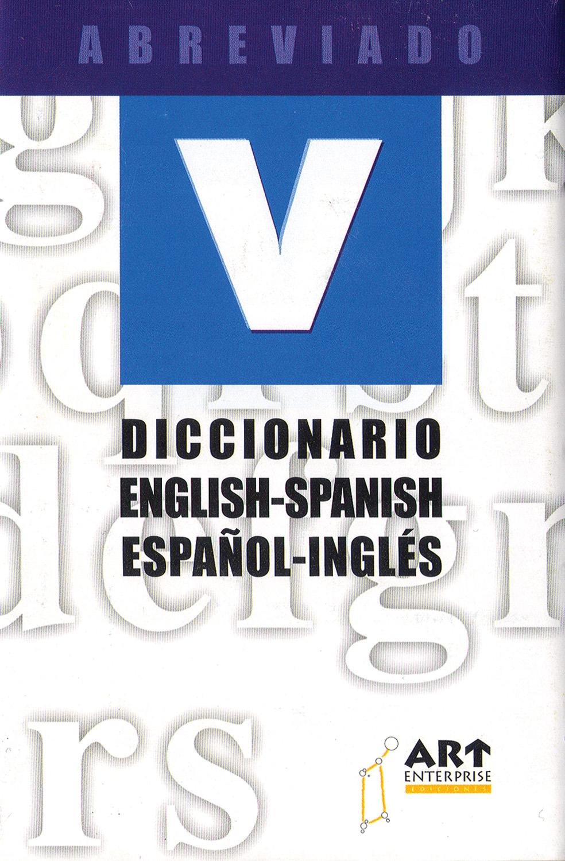 Diccionario espanol-ingles: Abreviado