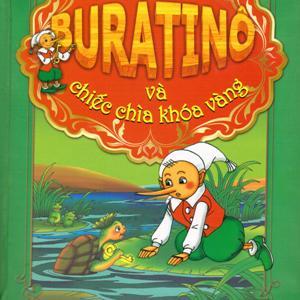 Buratino va chiec chia khoa vang